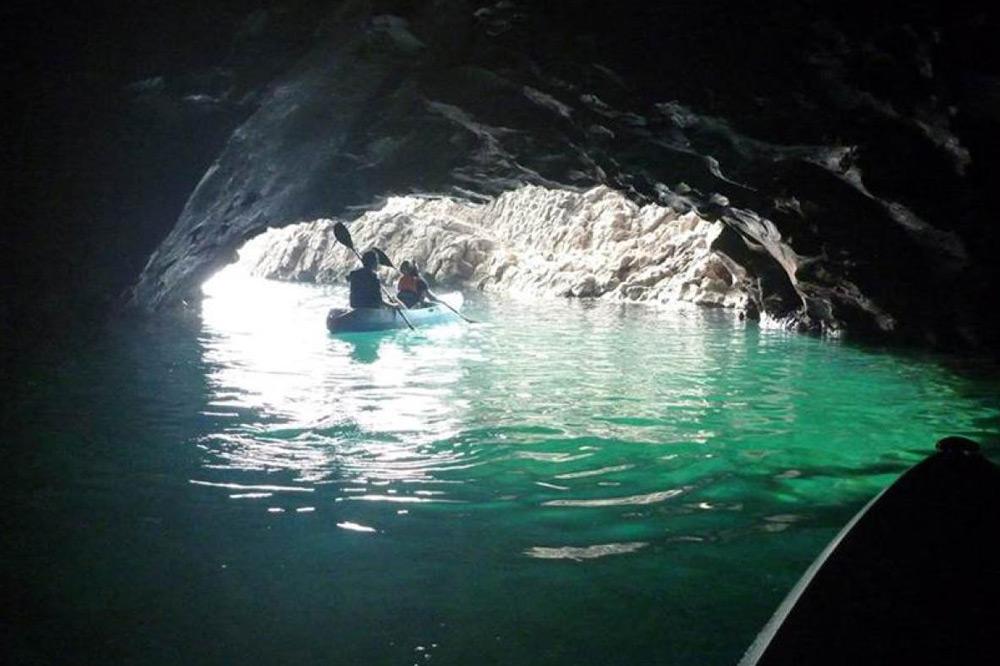 간가라 동굴