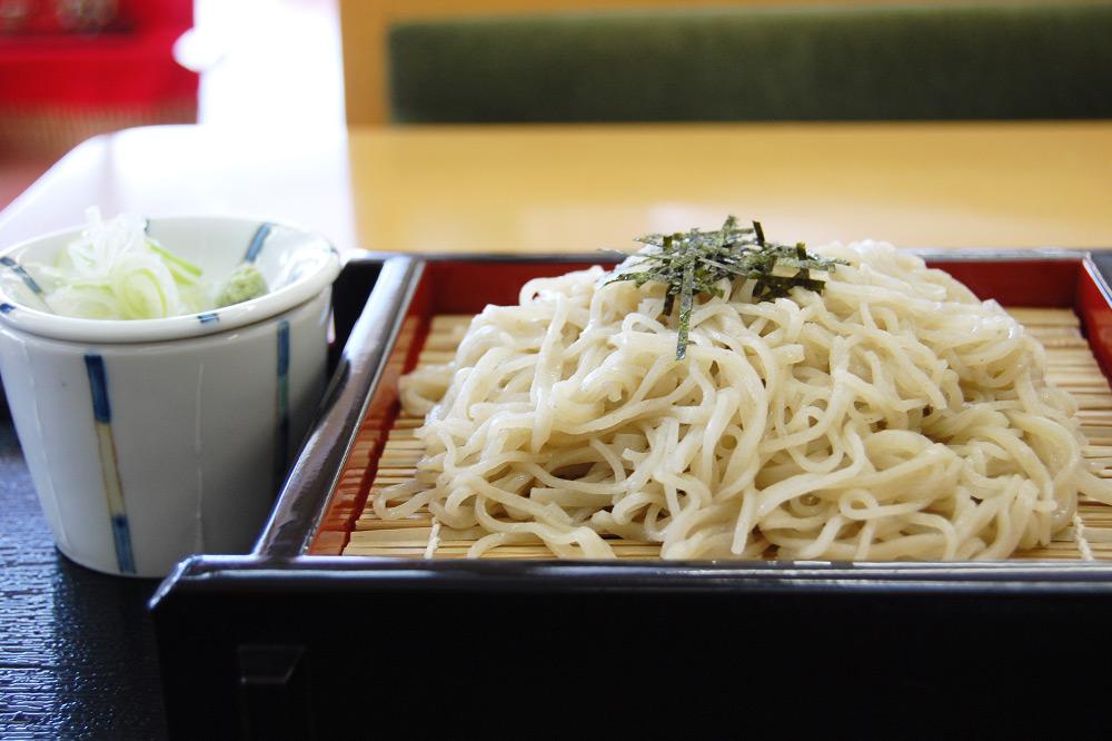 白神蕎麥麵