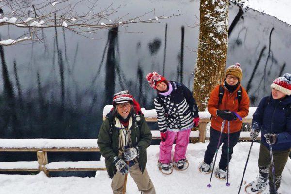 Juniko Snow Shoeing (Fukaura Area)