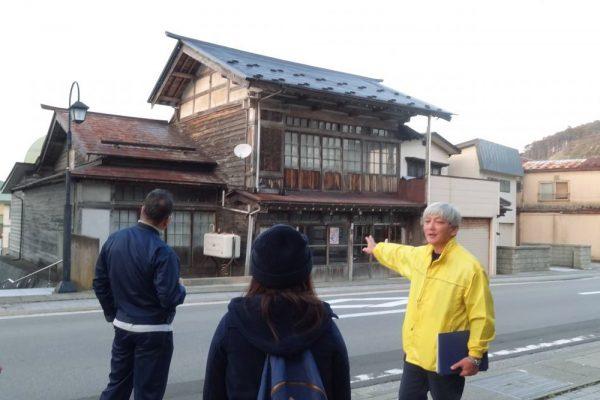 Living with Shirakami Series: Guided Tour of Port Kazemachi (Fukaura)